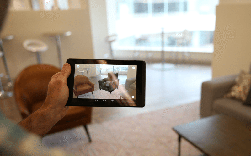 Augmented reality online marketing trend 2017